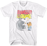 Danger Mouse- Danger Bomb T-shirts