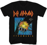 Def Leppard- Pyromania Cover Shirt