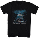Def Leppard- On Through The Night T-Shirt