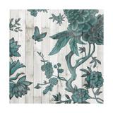 Terra Verde Chinoiserie I Print by Naomi McCavitt