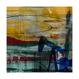 Oil Rig Abstract Prints by Sisa Jasper