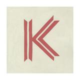 Lucien's K 6-Up Prints by Chariklia Zarris