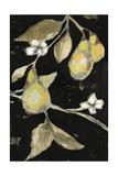 Fresh Pears II Poster by Jennifer Goldberger