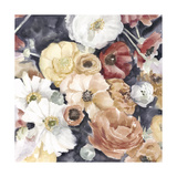 Floral Composition II Prints by Megan Meagher