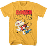 Danger Mouse- Boom T-Shirts