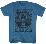 Journey- World Tour T-shirts