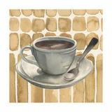 Cafe au Lait II Poster by Grace Popp
