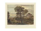 Italian View I Prints by Claude Lorrain