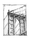 Graphic Architectural Study IV Affiches par Ethan Harper