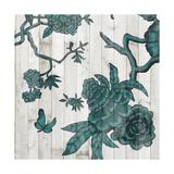 Terra Verde Chinoiserie III Posters by Naomi McCavitt