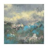 Painterly Field I Art by Jennifer Goldberger