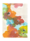 Floral Cascade II Prints by Jodi Fuchs