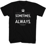 Chrisley Knows Best- Love Always T-shirts