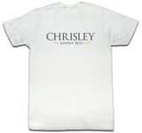 Chrisley Knows Best- White Logo T-shirts