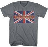 Def Leppard- Def Leppard Flag T-Shirt