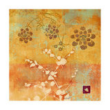 Ginger Fall I Poster by  Evelia Designs