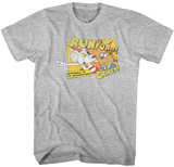 Danger Mouse- Run For It T-shirts