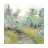 Jennifer Goldberger - Pastel Walk II - Art Print