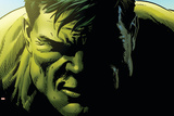 Avengers Assemble Panel Featuring Hulk Plastic Sign