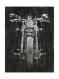 Steel Horse I Poster by Ethan Harper