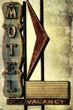 Vintage LA XVI Art by Honey Malek