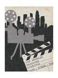 Vintage Film I Art by Grace Popp