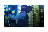 Avengers Assemble Animation Still Featuring Winter Soldier Prints