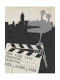 Vintage Film II Posters by Grace Popp
