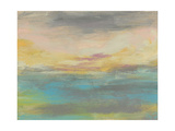 Sunset Study IV Prints by Jennifer Goldberger