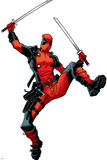 Deadpool Wall Decal