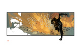 Avengers Assemble Artwork Featuring Black Widow Posters