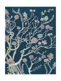 Indigo Night Chinoiserie II Prints by Naomi McCavitt