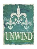 Renew - Unwind II Prints by  Pied Piper Creative