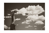 Liberty in the Clouds Prints by John Brooknam