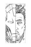 Avengers Assemble Pencils Featuring Iron Man, Tony Stark Posters