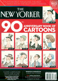90th Anniversary Book of Cartoons Special Edition Magazine by  The New Yorker