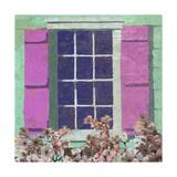 Window Floral II Prints by Rick Novak