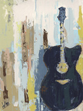 Bluebird Cafe II Premium Giclee Print by Deann Hebert