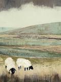 Open Meadow II Prints by Grace Popp