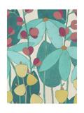 Wild Flower Glade I Premium Giclee Print by June Erica Vess