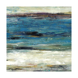 Sea Breeze Abstract II Posters by Tim