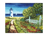 Lighthouse Retreat II Prints by Carolee Vitaletti