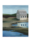 Farmstead II Prints by Grace Popp