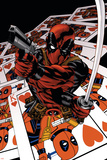 Deadpool Cover Featuring Deadpool Prints