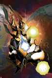 Loki: Agent of Asgard 15 Cover Featuring Loki, Frigga Plastic Sign by Lee Garbett