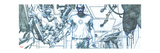 Avengers Assemble Pencils Featuring Tony Stark, Iron Man Prints