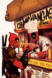 Deadpool Kunstdrucke