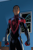 Ultimate Comics Spider-Man 28 Featuring Spider-Man, Miles Morales Posters by David Marquez