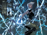 Ultimate Comics X-Men 18 Featuring Storm Wall Decal by Carlo Barberi