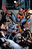 Ultimate X-Men 96 Featuring Spider-Man Prints by Brandon Peterson